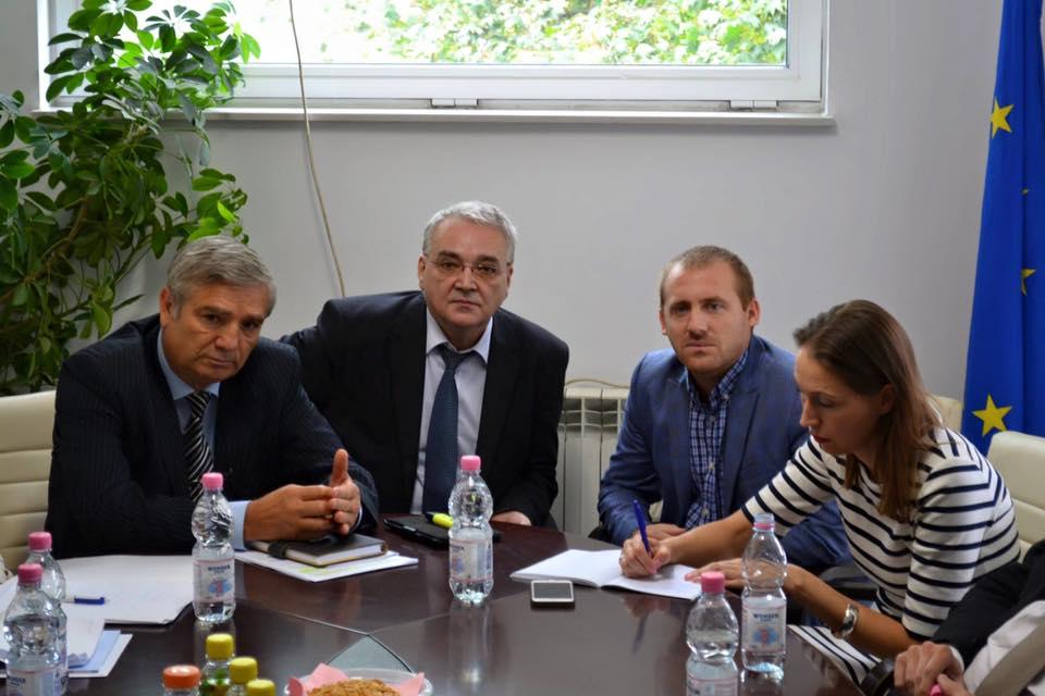 Întâlnire cu procurori din Europa privind medierea penală în România